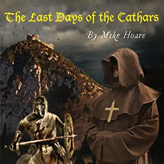 The Last Days of the Cathars audiobook cover art