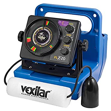 Vexilar GPX2012 FLX-20 Genz Pack with 12 Degree Ice-Ducer