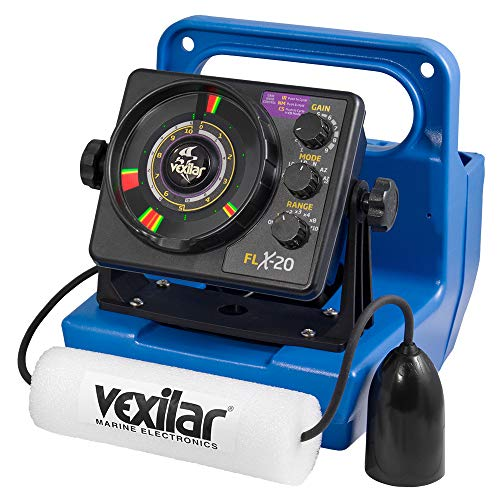 Vexilar GPX2012 Inc., FLX-20 Genz Pack with 12 Ice-Ducer