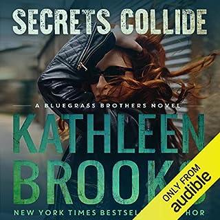 Secrets Collide audiobook cover art