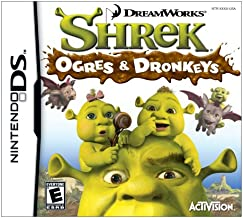 Shrek the Third: Ogres and Dronkeys