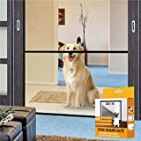 ZENDIX Magic Gate for Dog, Dog Gate, Stair Gate, Baby Gate, Baby Safety