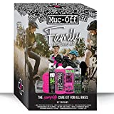 Muc-Off Kit de Limpieza de Bicicleta para Familias, Unisex Adulto