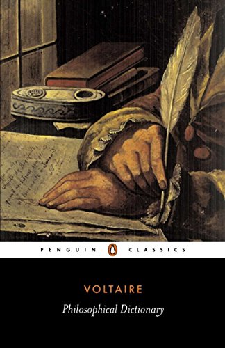 Philosophical Dictionary (Penguin Classics)