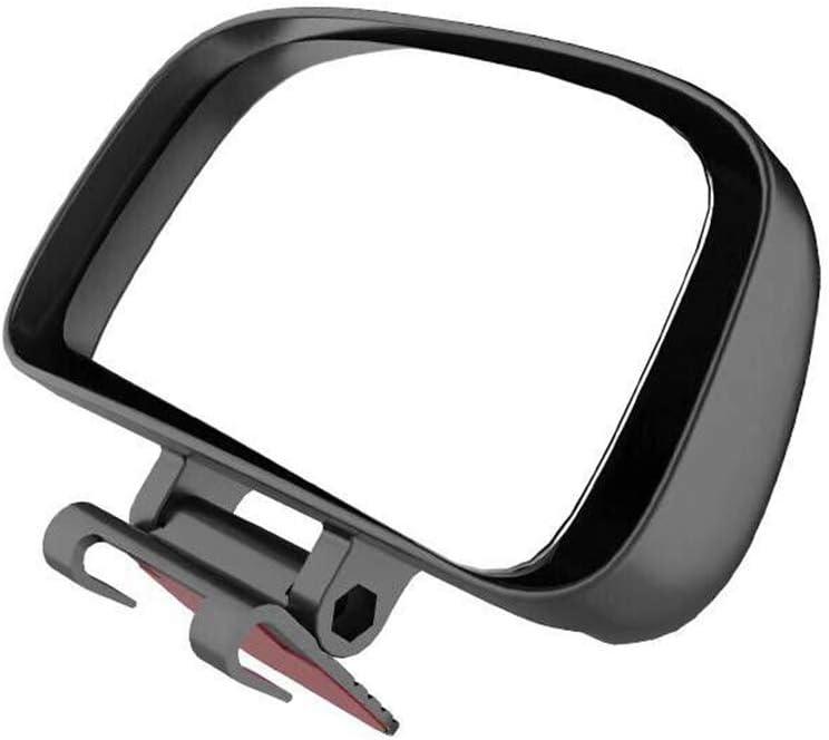 Auto Totwinkel Spiegel Toter-Winkel-Spiegel Blindspot Spiegel weitwinkelspiegel lkw verstellbarer R/üCkspiegel Auto,Gro/ßes Sichtfeld,Schwarz