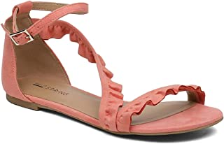 CALL IT SPRING Women's CRIANIA Pastel Multi Fashion Sandals-4 UK/India (37 EU)(6.5US) (CRIANIA58)