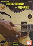 Comping Standards for Jazz Guitar Tab + CD
