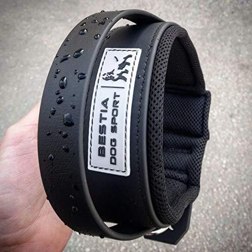 Bestia Dog Sport Halsband MIT Griff