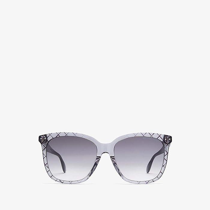 Bottega Veneta  BV0252SA (Gray) Fashion Sunglasses