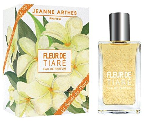 Jeanne Arthes la redonda de las flores de Tiara Eau de Parfum 30ml