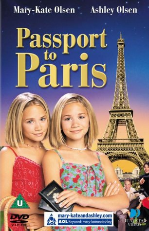 Mary-Kate and Ashley - Passport To Paris [UK Import]