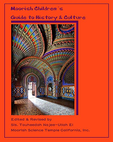 Moorish Children's Guide to History & Culture: A Collection of Moorish-Inspired Illustrations (English Edition)