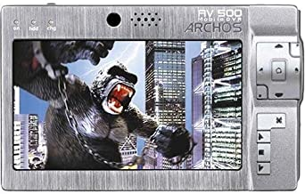 Archos AV500 30 GB Multimedia Player and DVR
