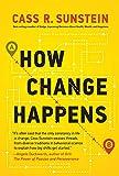 How Change Happens (Mit Press) - Cass R. Sunstein
