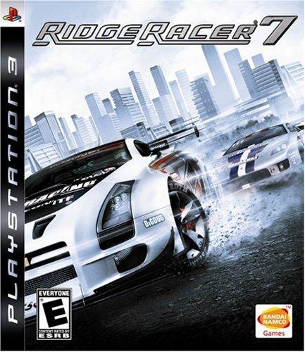 Ridge Racer 7 Import UK [Edizione: Francia]