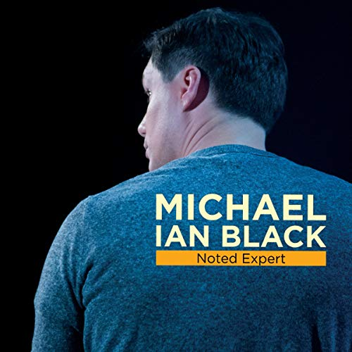 Michael Ian Black: Noted Expert cover art