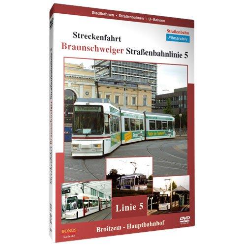German Tramways - Line 5 - Brunswick [DVD]