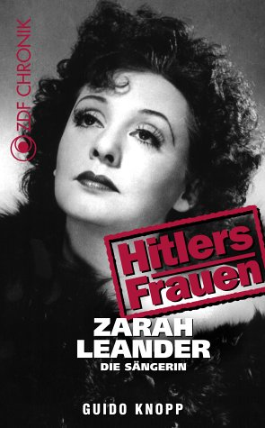 Zarah Leander - Die Sängerin