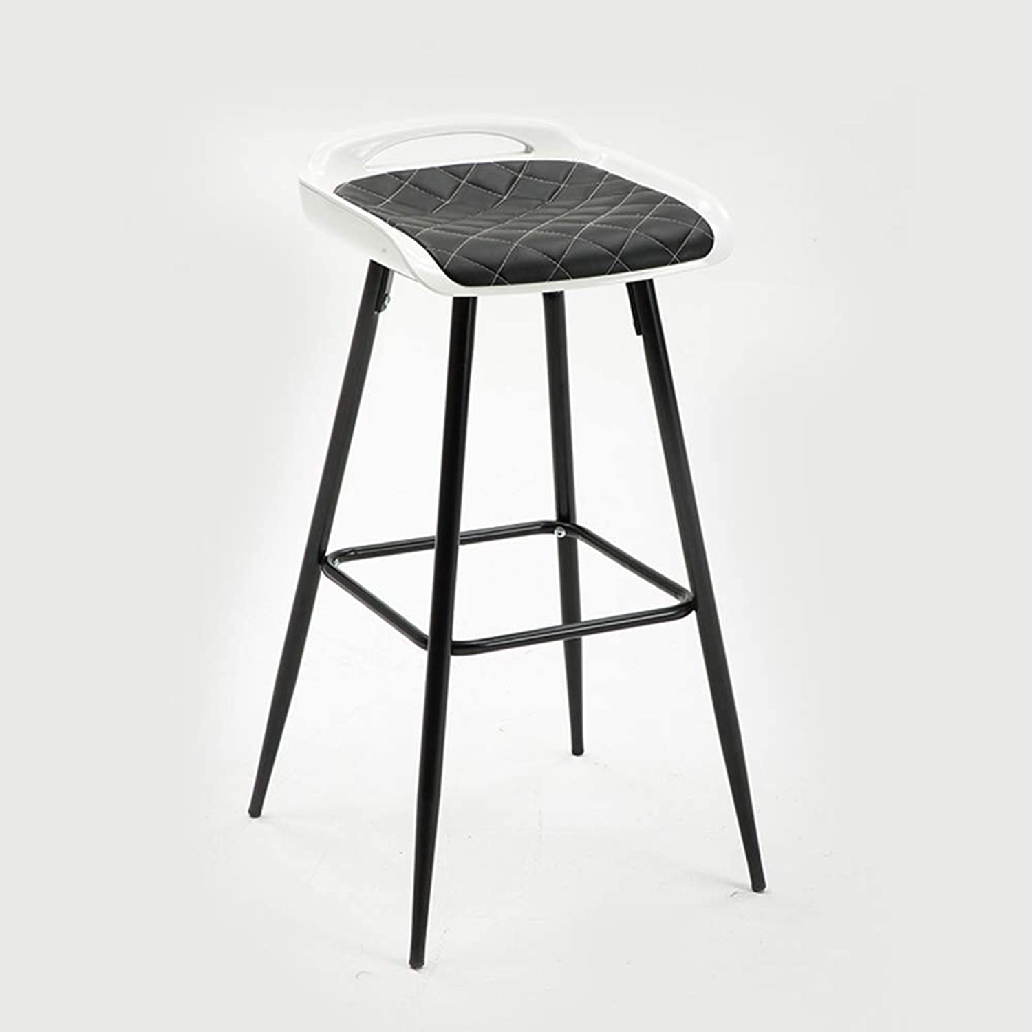 DUXX Bar Stool, Bar Stool Modern Minimalist Bar Chair Bar Chair High Stool Cashier Stool Bar Stool (color   C)