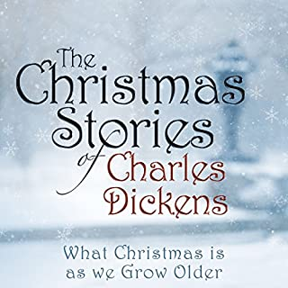 What Christmas Is as We Grow Older cover art