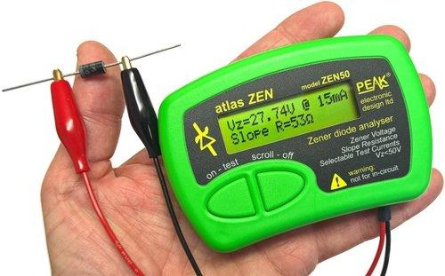Atlas ZEN50 Diode Tester Super popular specialty store Over item handling ☆