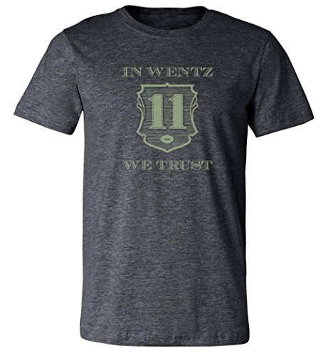 In Wentz We Trust Short Sleeve Tshirt - Kelly Green Large - Highly Durable
