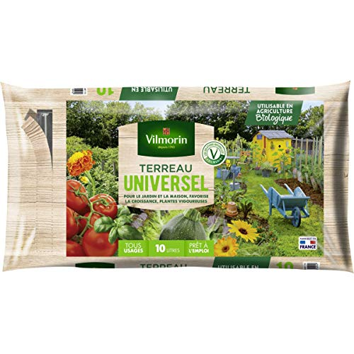 Vilmorin - Terreau universel sac de 10 litres