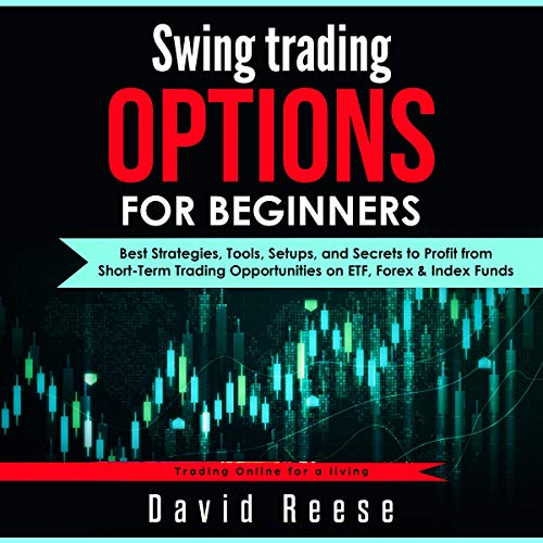 Swing Trading Options for Beginners  By  cover art