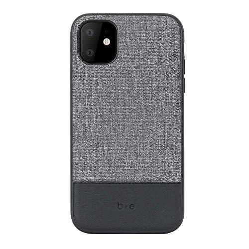 Capa Blu Element Chic Collection cinza/preta para iPhone 11