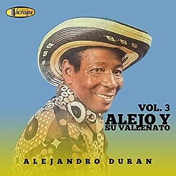 Alejo y Su Vallenato, Vol. 3