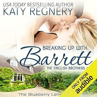 Breaking Up with Barrett audiobook cover art