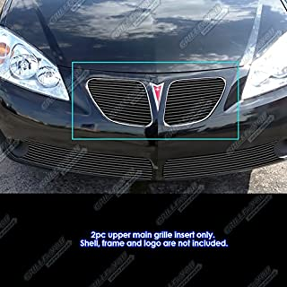 2008 pontiac g6 grille inserts