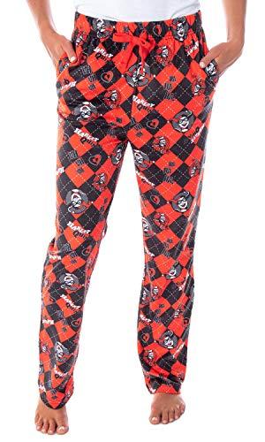 51WKfrpp6hL Harley Quinn Pajamas