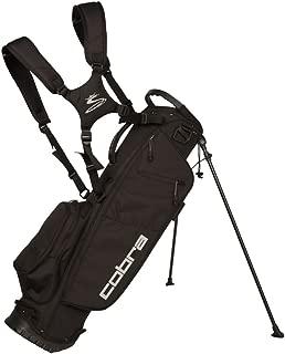 Cobra Megalite Stand Bag / Golfbag black Puma 909223 01