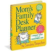 Mom's Family 2021 Desk Planner