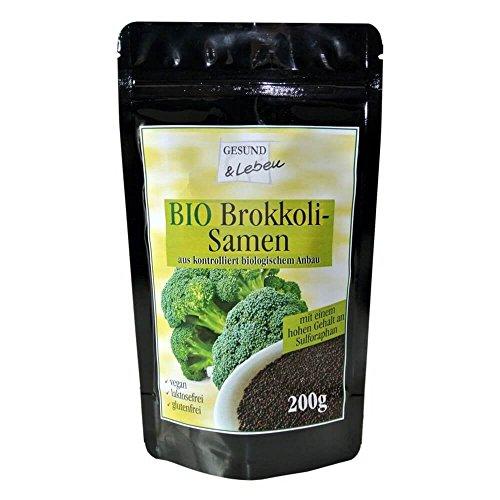 Gesund+Leben Brokkoli-Samen 200g