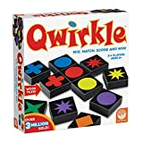 Mindware | Qwirkle | Miniature Game | Ages 5+ | 2-4 Players | 45 Minutes Playing Time