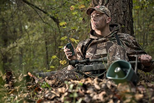 Product Image 2: Extreme Dimension Wildlife Calls – Mini Phantom Remote with Predator 2 and 3 Sticks – EDMR302 – Remote Controlled Electronic Coyote Call – 150 Yard Range – Up to 120 db