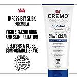 Cremo Barber Grade Cooling Shave Cream, Astonishingly Superior Ultra-Slick Shaving Cream Fights Nicks, Cuts and Razor… 4
