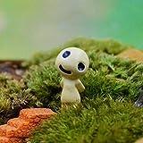 Figurines & Miniatures - Micro Landscape Garden Terrarium Decoration Miniature Ornaments Resin Mini Alien Tree Fairy Hayao - Artists Kits Drawing Wood Tulas Models Model Anatomy Alien Adults To