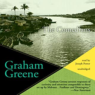 The Comedians cover art