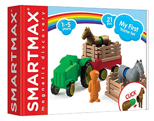 SMARTMAX - My First Tractor Set, SMX 222