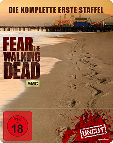 Fear the Walking Dead - Die komplette erste Staffel Steelbook [Blu-ray] [Limited Edition]