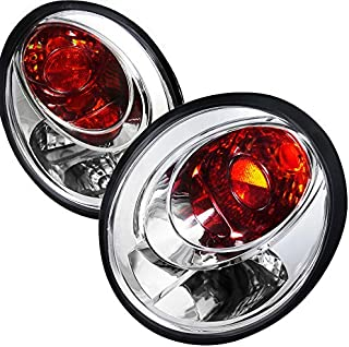 For Euro Chrome Altezza Tail Lights Rh+LT For Beetle