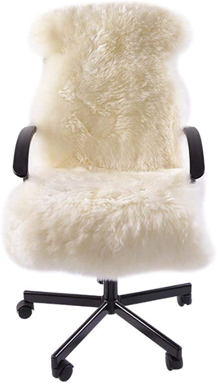 TRNMC Luxury Australian Sheepskin Seat Cover Cover