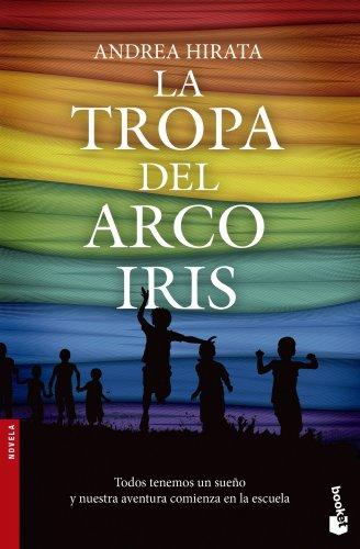 La tropa del arcoíris (NF Novela)
