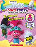 Trolls: Comictivity: Rainbow Adventure!