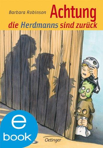 Achtung, die Herdmanns sind zurück (German Edition)