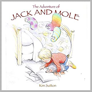 The Adventure of Jack and Mole: Jack and Mole Visit the Moon and Meet the Pops cover art