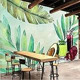 ZLYYH 3D Wallpaper Wandbild,Obst Gemüse Ernährung Saft